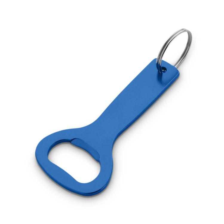 Picture of Aluminium Bottle Opener Key Ring