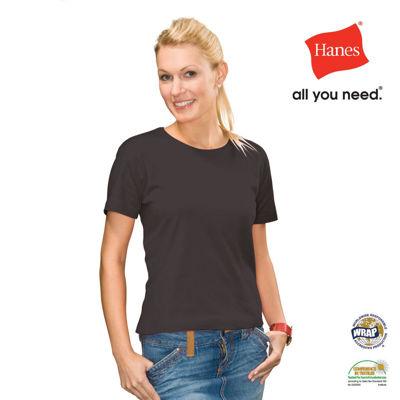 Picture of Hanes Women's Premium T
