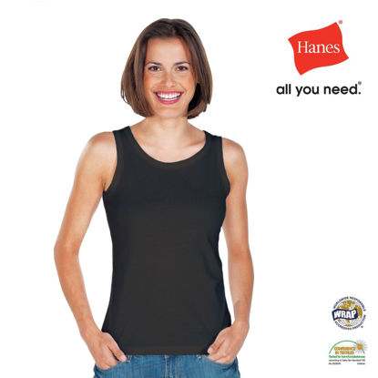 Picture of Hanes Women's Classic Tank
