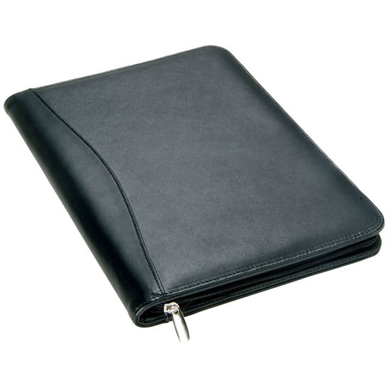 Picture of Bonded Leather A4 Compendium