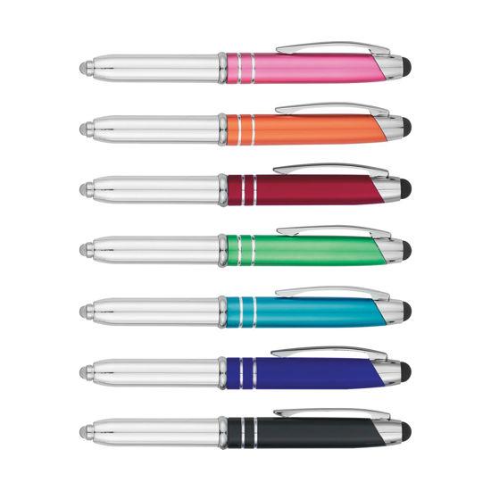 Picture of Ballpoint LED Stylus Pen