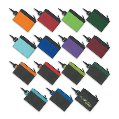 Picture of Coin Pouch ID Holder