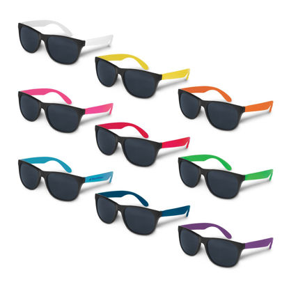 Picture of Malibu Basic Sunglasses - Two Tone