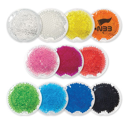 Picture of Round Gel Beads Hot-Cold Pack - Small