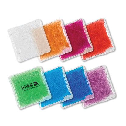 Picture of Square Gel Beads Hot-Cold Pack