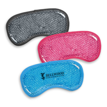 Picture of Plush Gel Hot-Cold Eye Mask