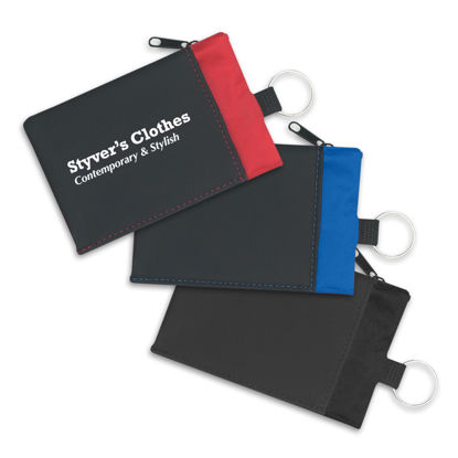 Picture of Key Ring Folding Wallet