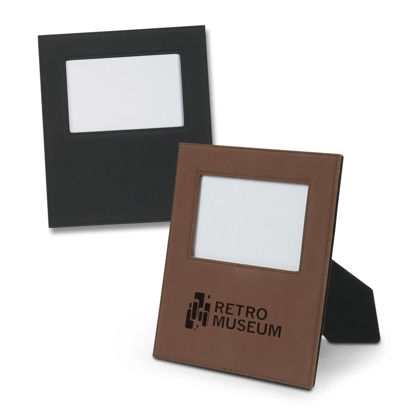 Picture of 4inx6in Soft Touch Photo Frame