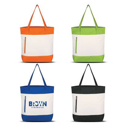 Picture of Living Color Tote Bag