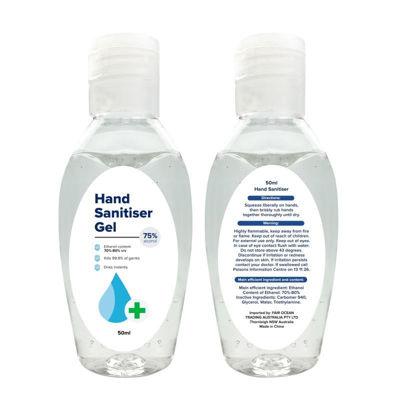 Picture of 50ml Hand Sanitiser Gel