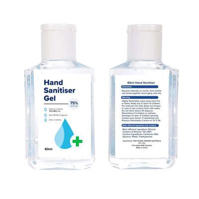 Picture of 60ml Hand Sanitiser Gel