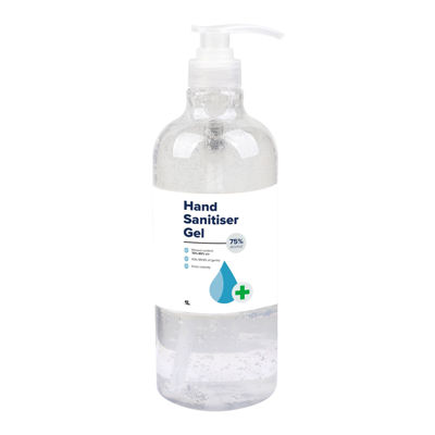 Picture of 1L Hand Sanitiser Gel