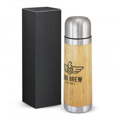 Picture of Bamboo Flask