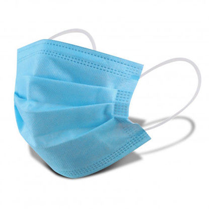 Picture of Disposable 3-Ply Face Mask
