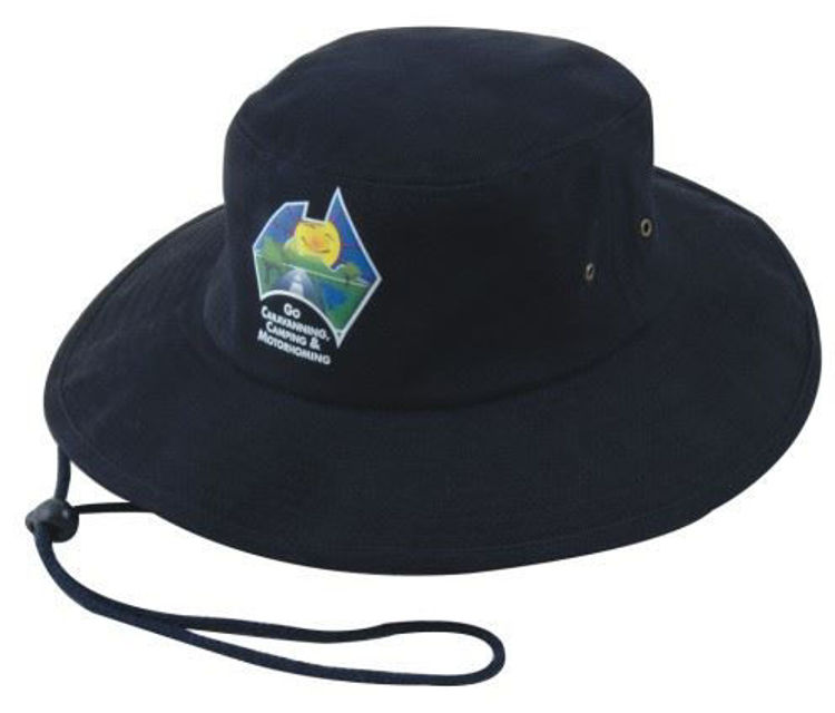 Picture of Brushed Heavy Sports Twill Hat