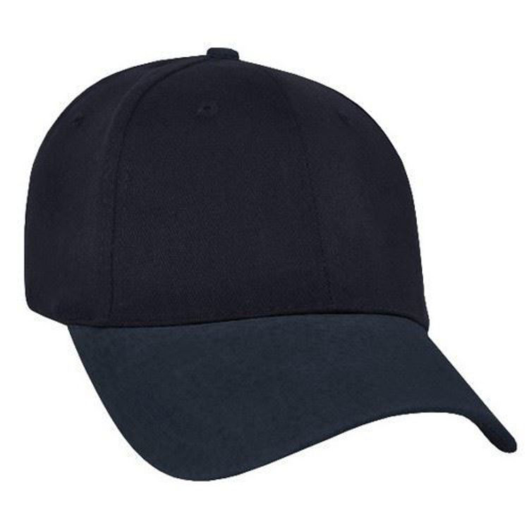 Picture of Heavy Brushed Cotton Suede Peak