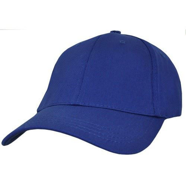 Picture of Heavy Cotton Spandex Fitted Cap