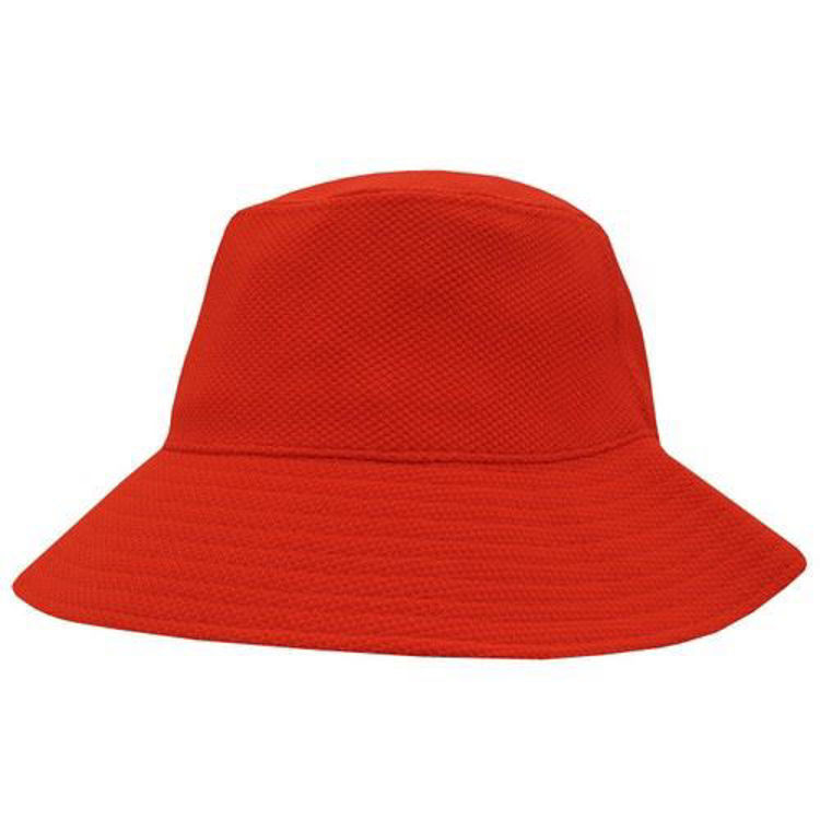 Picture of PQ Mesh Bucket Hat