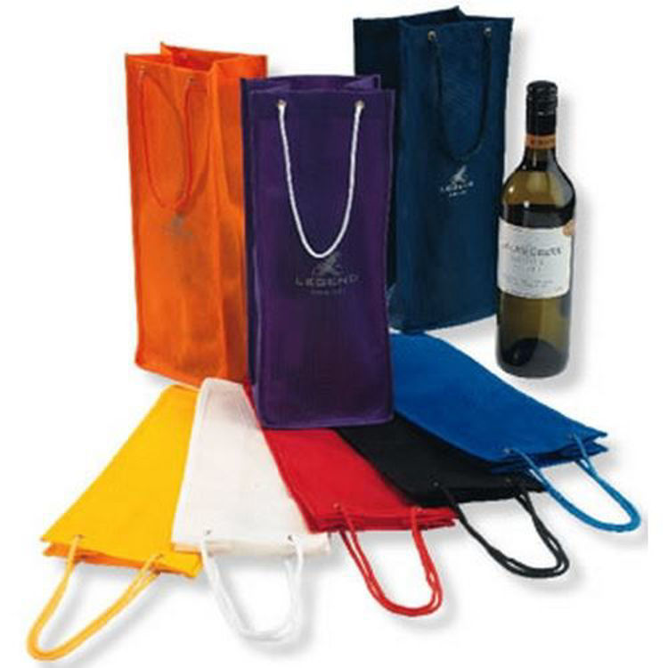 Picture of Non-Woven Bottle Holder - Single