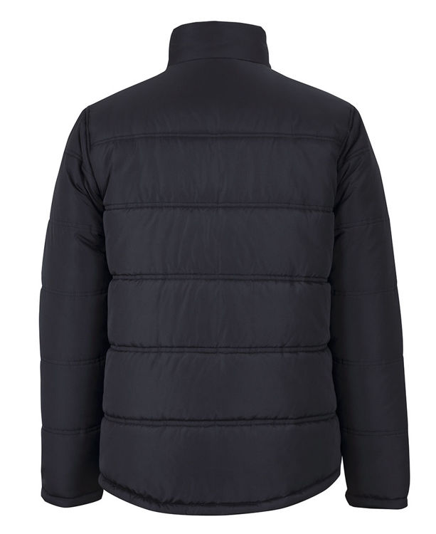 Picture of JB's PUFFER CONTRAST JACKET