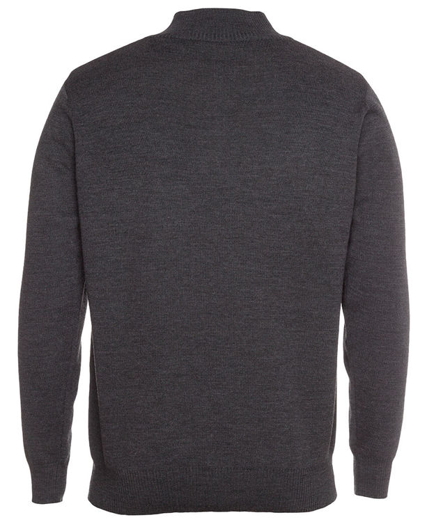 Picture of JB's MENS CORPORATE 1/2 ZIP JUMPER