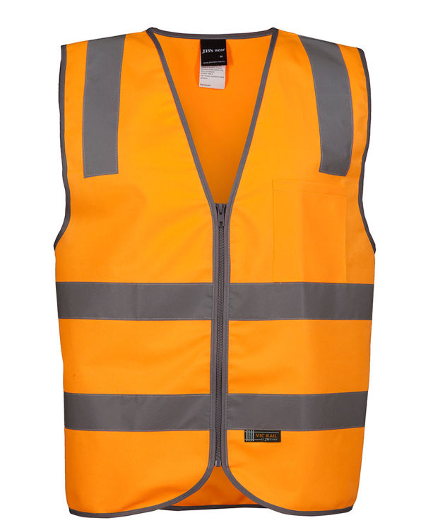 Picture of JB's VIC RAIL (D+N) SAFETY VEST