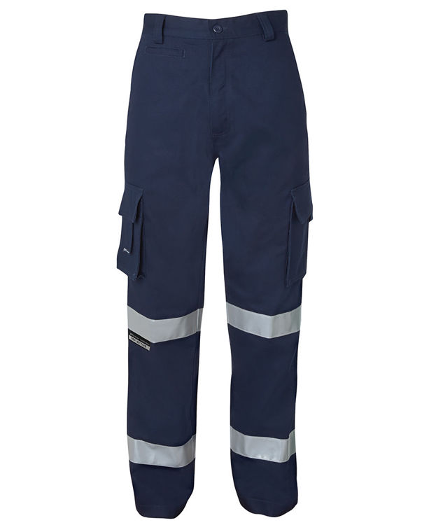 Picture of JB's M/RISED MULTI POCKET PANT WITH REFLECTIVE TAPE