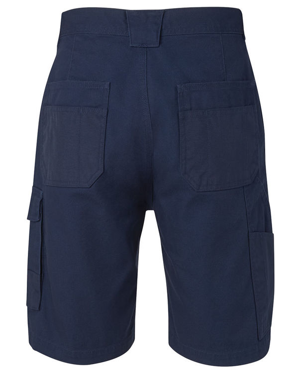 Picture of JB's CANVAS CARGO SHORT