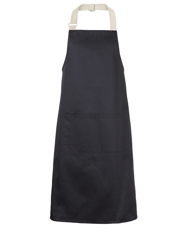 Picture of JB's APRON WITH COLOUR STRAPS