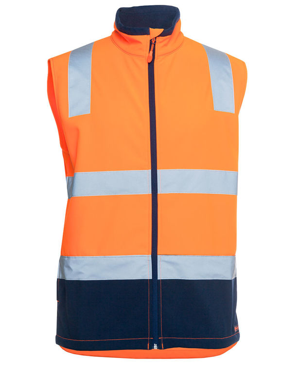 Picture of JB's HV D+N WATER RESISTANT SOFTSHELL VEST