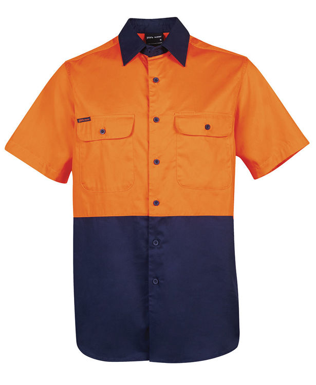 Picture of JB's HV S/S 190G Shirt