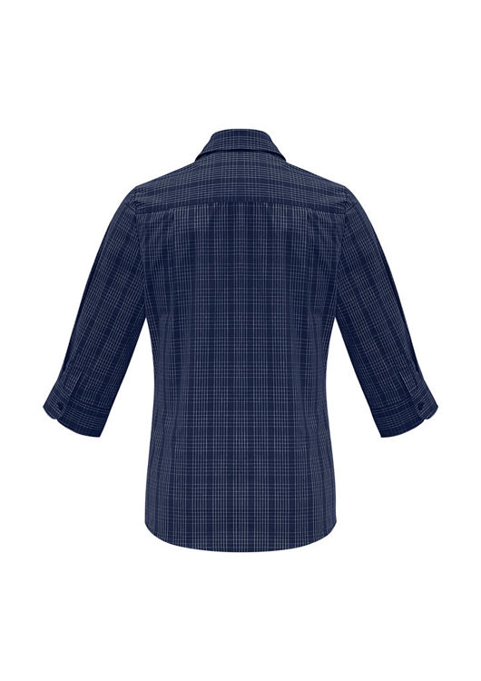 Picture of Ladies Harper 3/4 Sleeve Shirt