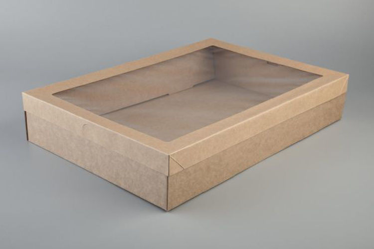Picture of Lid for Cater Box - Extra Large (455x313x30) 50/ct