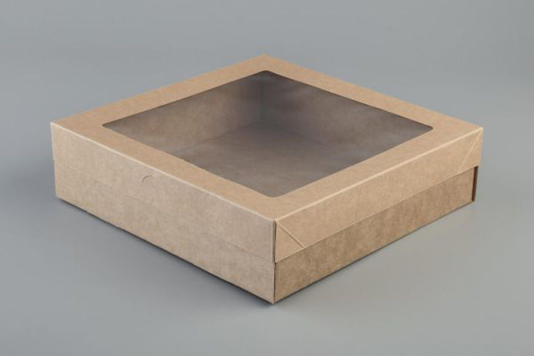 Picture of Lid for Cater Box - Small (229x229x30) 100/ctn