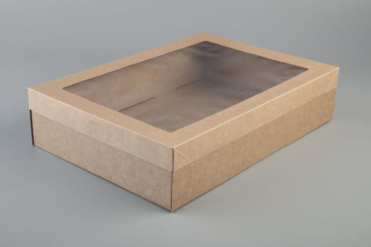 Picture of Lid for Cater Box - Medium (364x255x30) 100/ctn
