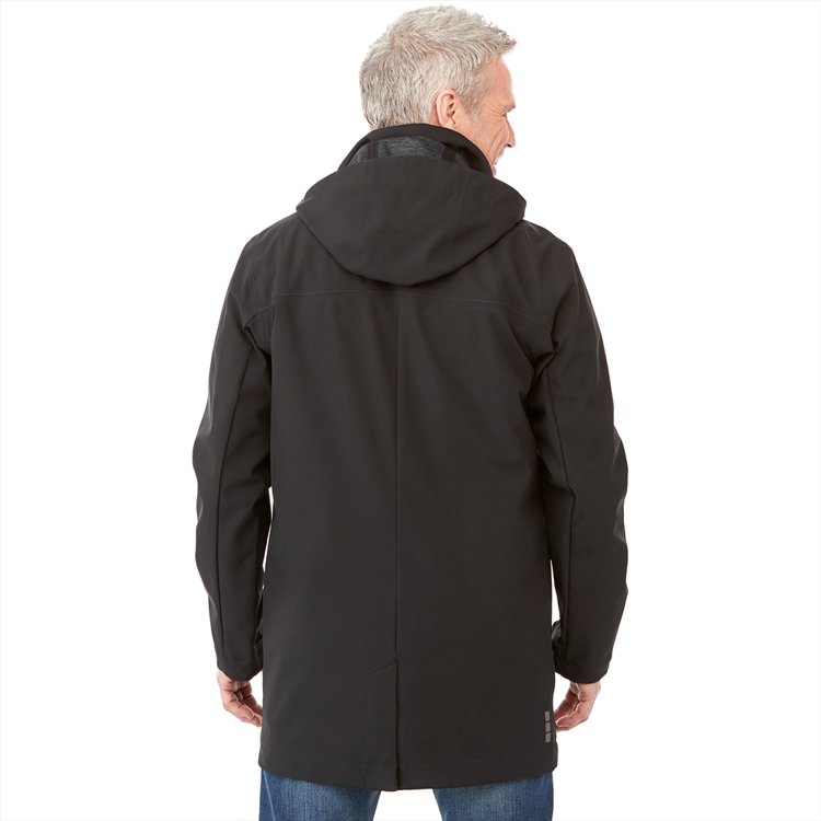 Picture of MANHATTAN Softshell Jacket - Mens
