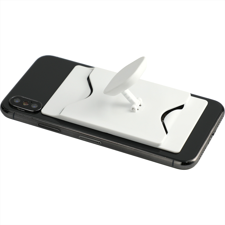 Picture of Phone Holder with Card Wallet